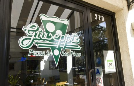 Giuseppis Serves Delicious Pizza and More