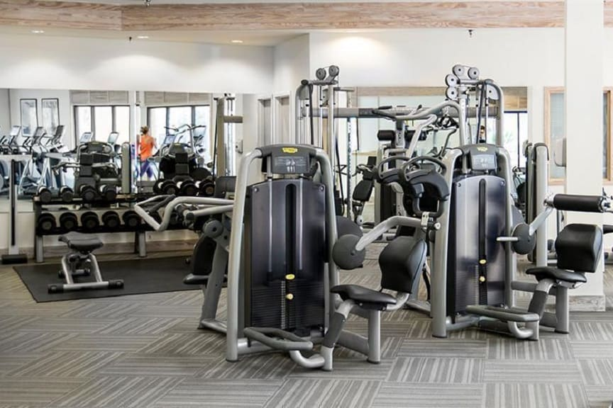 The Sea Pines Resort Fitness Center