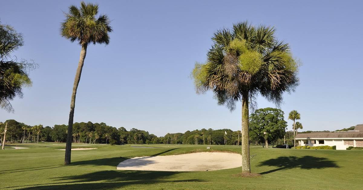 What Made Sea Pines THE Golf Resort